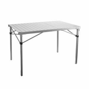 שולחן מתקפל עשוי מאלומיניום