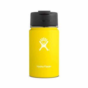 """כוס/תרמוס בנפח 354 מ""""ל צהוב"""