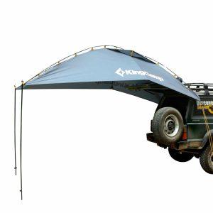 סככת צל המתאימה לשימוש לצד רכב או עצמאית