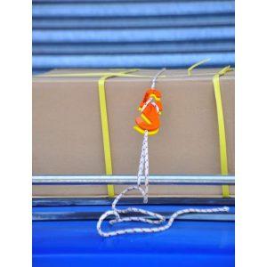 שימוש ב-Tite Tie להידוק חבל