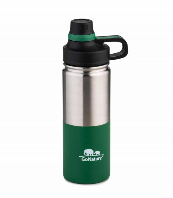 """בקבוק ספורט בנפח 500 מ""""ל ירוק"""