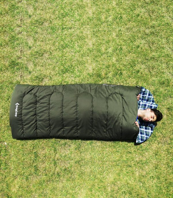 שימוש בשק שינה