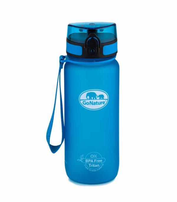 """בקבוק קשיח בנפח 650 מ""""ל כחול"""