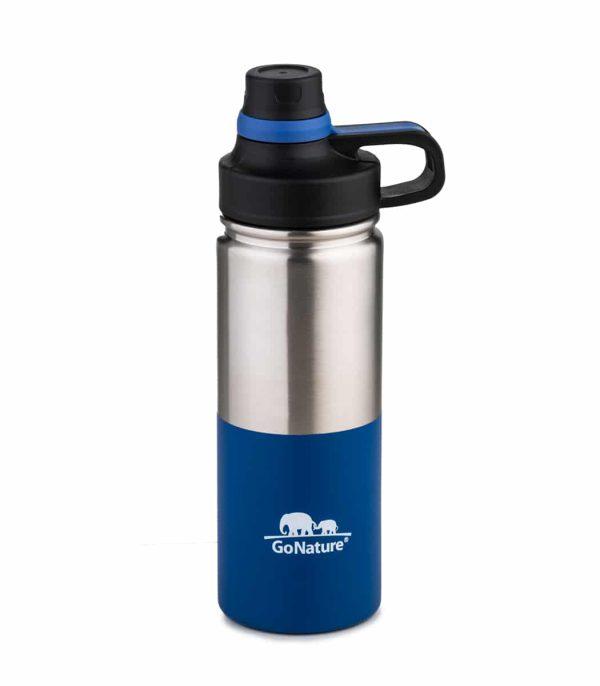 """בקבוק ספורט בנפח 500 מ""""ל כחול"""