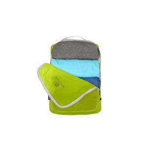 שימוש בארגונית קלה מיוחד לאחסון ואריזה של ציוד בתוך תרמיל או מזוודה.