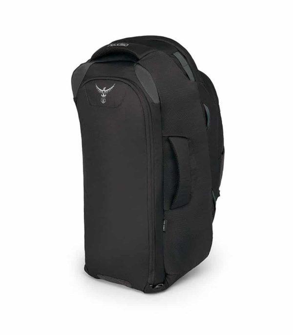 גב תיק נסיעות כולל תיק מחשב ניתק בנפח 55 ליטר