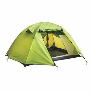אוהל תרמילאים 4 עונות לשני אנשים