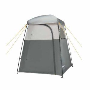 אוהל מקלחת/שרותים מצב סגור