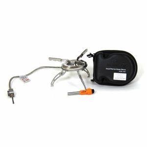 ערכת כירת גז אלפינית כולל מצת ונרתיק