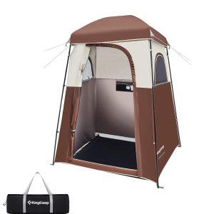 אוהל מקלחת/שירותים לקמפינג