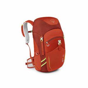 תיק יום לטיולים לילדים בנפח 18 ליטר אדום