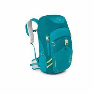 תיק יום לטיולים לילדים בנפח 18 ליטר ירוק