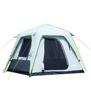 אוהל Turbo Tent Hunter לארבעה אנשים בפתיחה מהירה