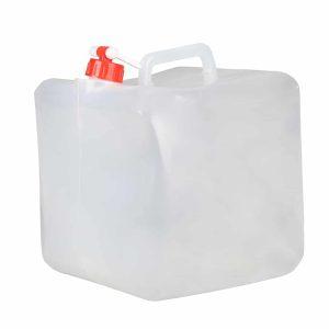 מיכל מים גמיש מתקפל 15 ליטר