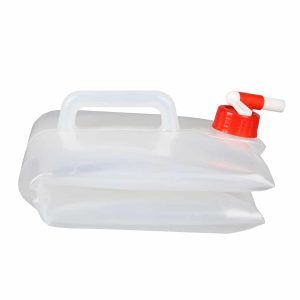 מיכל מים גמיש מתקפל 15 ליטר - מצב מקופל
