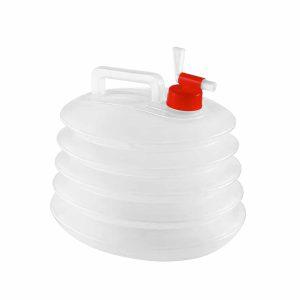 מיכל מים גמיש מתקפל 8 ליטר