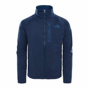 מעיל סופטשל Canyonlands כחול
