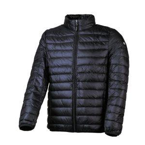 מעיל המיועד לשימוש בטיולים וליומיום באקלים קר צבע שחור