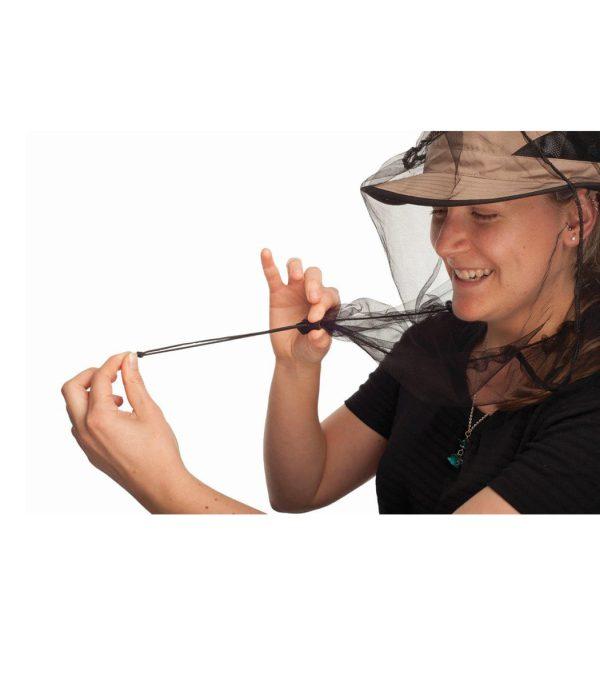 שימוש בכילת ראש נגד חרקים