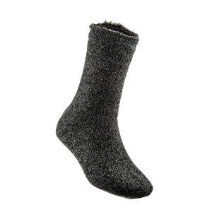גרבים המתאימים לקור קיצוני בצבע אפור