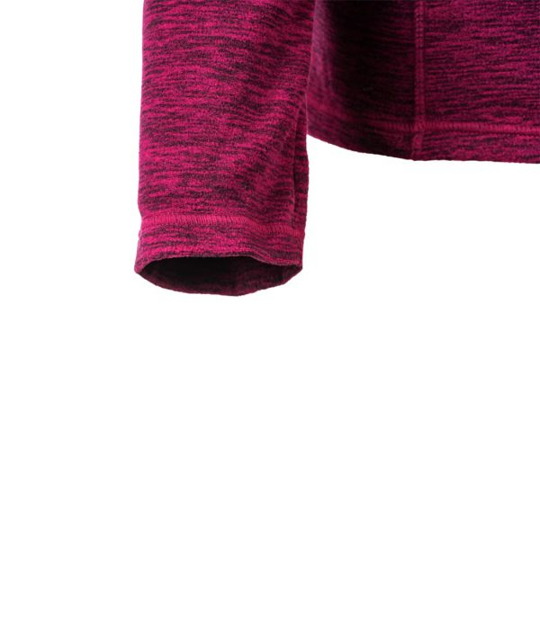 שרוול מיקרופליס בצבע בורדו