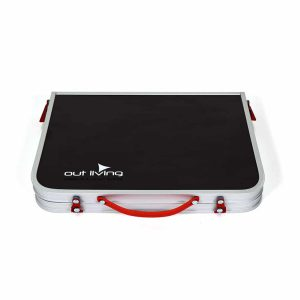 שולחן קל משקל ומתקפל למזוודה