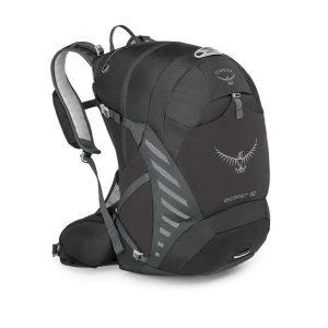 תיק יום לטיולים Escapist בנפח 32 ליטר שחור