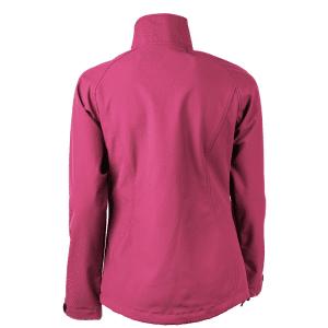 מעיל Softshell עם בטנת פרווה סינטטית , קל, אטום לרוח ודוחה מים.