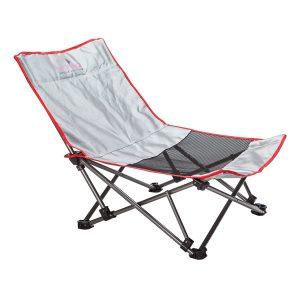 כסא ים נמוך עם משענת מתכווננת Outliving Sand