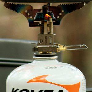 כירת גז Kovea Titanium
