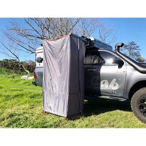אוהל מקלחת לרכב