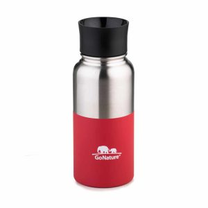 """בקבוק/כוס תרמית בנפח 960 מ""""ל אדום"""