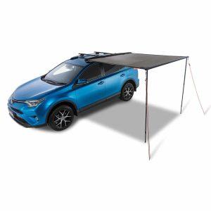 סככת צל נגללת לרכב באורך 2 מטר