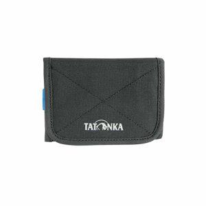 ארנק קטן, חכם ונוח עם מערכת הגנה למניעת סריקת כרטיסי אשראי שחור