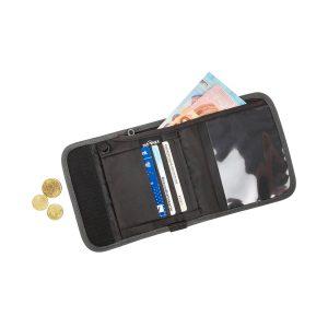 ארגון מושלם, כיסים לכרטיסי אשראי, כיס לכסף עם רוכסן, כיס שקוף, סגירת סקוץ