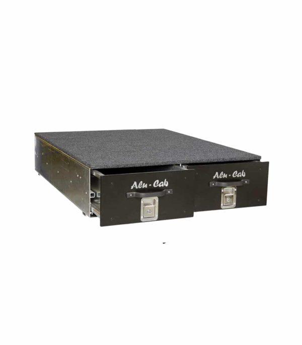 מערכת זוג מגירות HD מאלומיניום