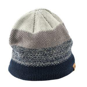 כובע חורפי מצמר מרינו כחול