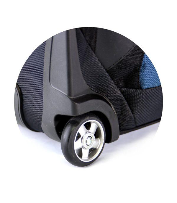 תיק נסיעות על גלגלים בנפח 105 ליטר