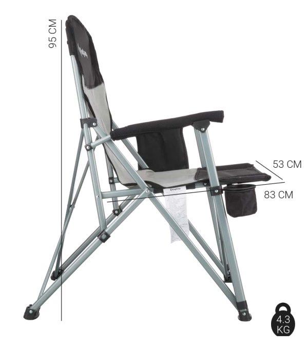 מידות כסא שטח
