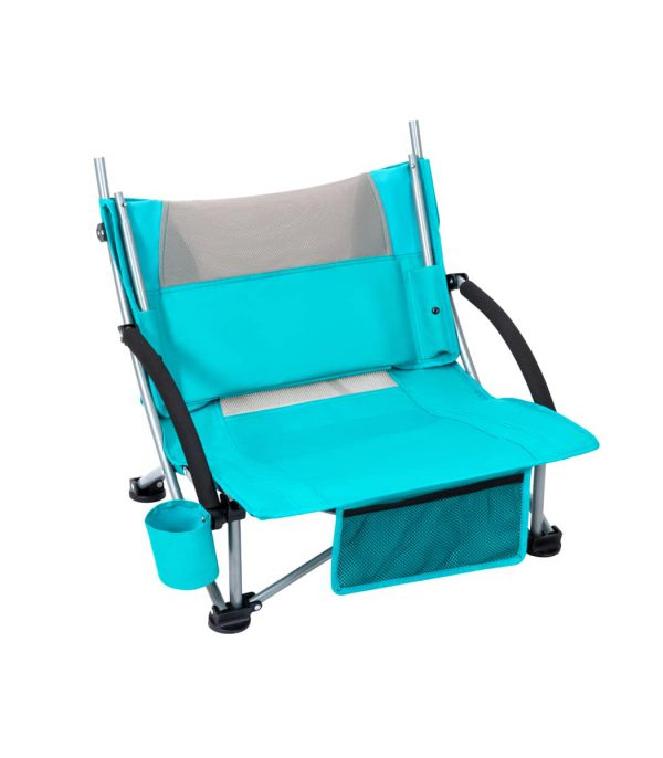 קיפול משענת הכסא