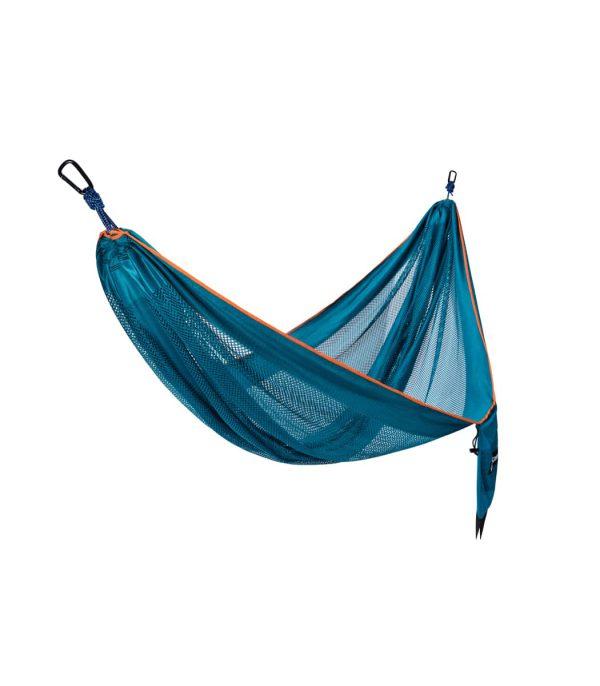 ערסל מבד רשת מאוורר בצבע כחול