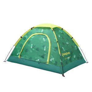 אוהל איגלו לילדים, ללינה ומשחק, קל משקל ופשוט להקמה.