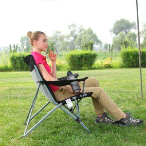 שימוש בכסא