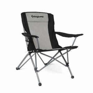 כסא שטח בעל מסגרת ברזל