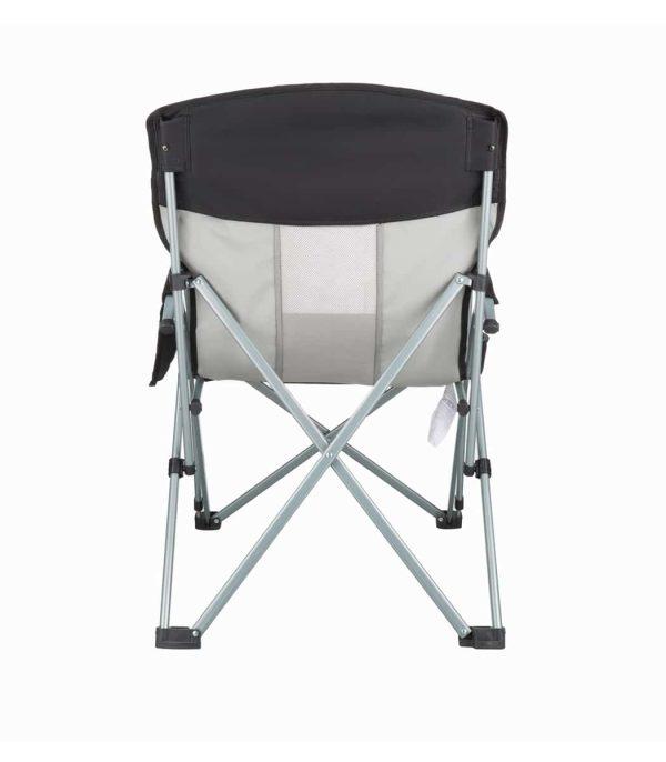 גב כיסא שטח בעל מסגרת ברזל