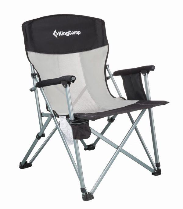 כסא מתקפל שחור