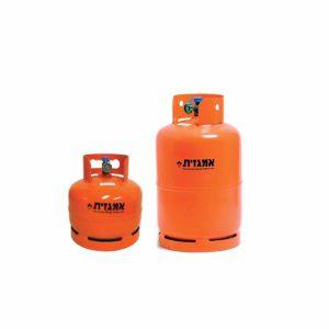 גזיה גדולה ורחבה המתאימה למיכלי גז גדולים.