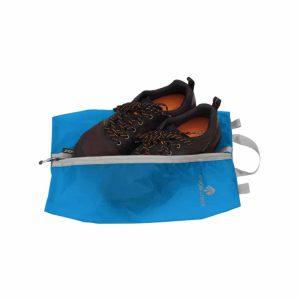 תיק אחסון לנעליים בצבע כחול