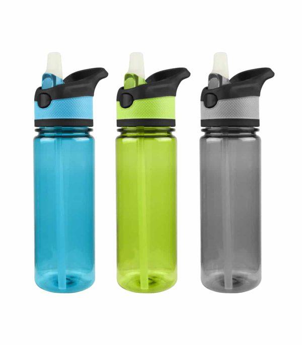 """בקבוק שתייה קשיח בנפח 750 מ""""ל"""