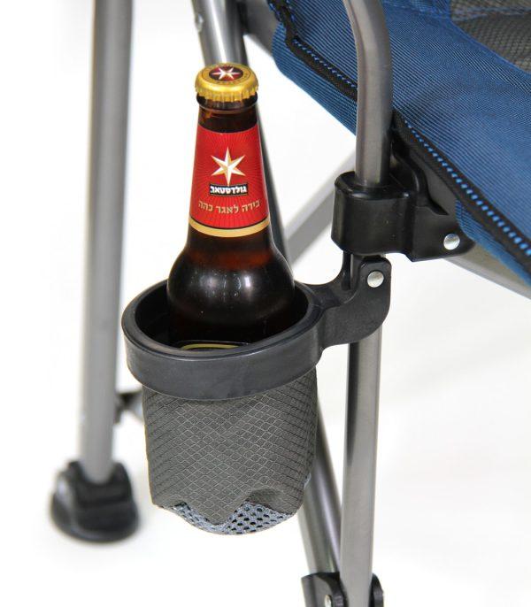 מתקן לכוס/בקבוק בצידי הכסא